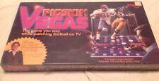SEALED Jokari 1980 Pigskin Vegas Board Game Football Gambling Jimmy The Greek