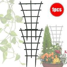 Plant vegetables Vines Climbing Trellis Garden Plastic Mini Potted Support NEW