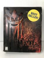 New / Sealed Big Box : THE FALLEN - STAR TREK Deep Space 9 PC Video Game