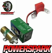 VW Beetle Bus Camper electronic ignition & Lucas Gold Sports coil