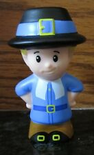 Fisher Price Little People Mayflower Thanksgiving Pilgrim Boy Man Figure 2013