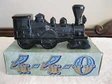 AVON 'THE GENERAL' 4-4-0 TRAIN DECANTER