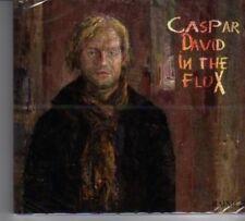 (AV148) Caspar David, In The Flux - sealed CD
