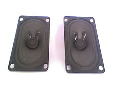 Mazda MX5 MK1 Headrest Speakers (PAIR)