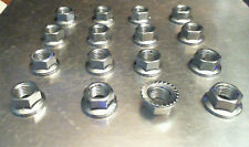 16 New Yamaha Blaster, Banshee, Raptor, Warrior and YFZ450 Locking Lug Nuts