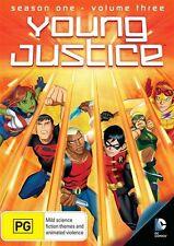 Young Justice : Season 1 : Vol 3 (DVD, 2012)