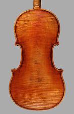 A very fine old violin by Juzek 1919, Gagliano model.