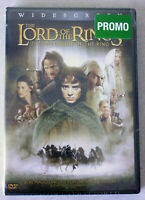 The Lord of the Rings: The Fellowship of the Ring (DVD, 2002, 2-Disc Widescreen)