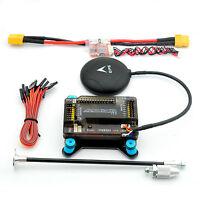 APM 2.8 Flight Controller w/ Shock Absorber NEO M8N GPS 5V 3A Power Module XT60