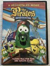 The Pirates Who Don't Do Anything: A VeggieTales Movie (DVD, 2008) Canadian