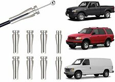 8pc 1992-2013 Ford Lincoln Truck Pickup SUV Door Cable Repair Kit New Free Ship