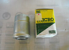 Filtro Gasolio ORIGINALE Nippon Microfilter per Innocenti Minidiesel 990 Diesel