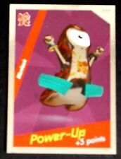 Wenlock - Panini Foil Card #344 - London 2012