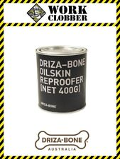 Driza-Bone (drizabone) Oilskin REPROOFER Wax 400g BRAND