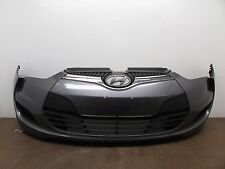 2012-2016 Hyundai Veloster Front Bumper Complete W/ Grille OEM 12 13 14 15 16