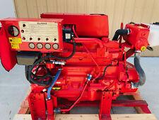 2014 John Deere 6068t Diesel Fire Rated Engine With Clarke Ju6h Pump 6068tf620