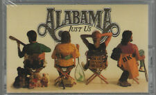 Just Us, By Alabama - Cassette, 1987, New Sealed, RCA , 7863564954