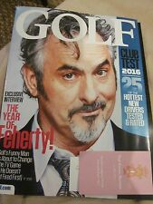 GOLF MAGAZINE MARCH 2016 THE YEAR OF FEHERTY HOTTEST NEW DRIVERS BRAND NEW