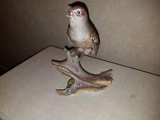 Boehm porcelain birds figurine - Tree Sparrow
