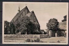 Postcard - Wiek - Rügen - Church - 22.10.1955