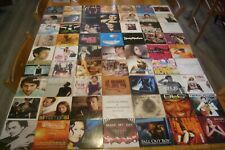 Lot de 430 CDSingle, CD Album Promo & Non Promo Rock, Dance, Pop, Variétés,....