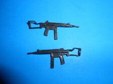 Vintage Hasbro GI-Joe Original Ranger Dark Grey Rifle Weapon Part Accessory