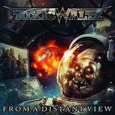 Toxic Waltz-from a distant view (Ltd. black vinyl) VINILE LP NUOVO