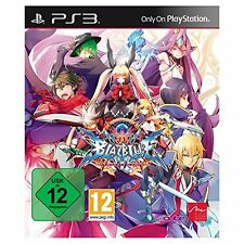 BlazBlue Central Fiction (PS3) BRAND NEW SEALED
