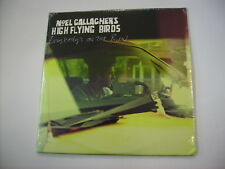 NOEL GALLAGHER - EVERYBODY'S ON THE RUN - CD SINGLE CARDSLEEVE NEW SEALED 2012