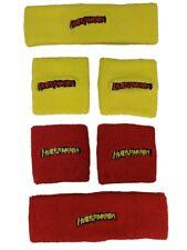 Hulk Hogan Hulkamania 3 pc Headband Wristband Set