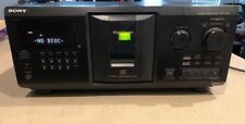 Sony CDP-CX355 Sony 300 CD Multi Player Changer Carousel CLEAN!
