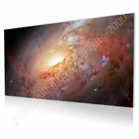 S106 STAR CANVASLARGE WALL ARTspace nasa hubble nebula stars galaxy