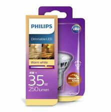 Philips Dimmable LED 35W/2200-2700K 6 Pack