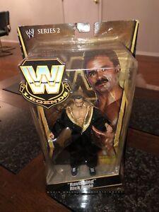 RAVISHING RICK RUDE WWE LEGENDS ACTION FIGURE SERIES 2