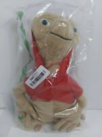 E. T. extra terrestrial plush toy red hoodie 11 inch