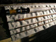 "CRITCHFIELD BAMBOO FLY ROD -- 8'0""-- 5-6 -WT- 3/2 - NEW"