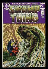 Swamp Thing #1 FN 6.0