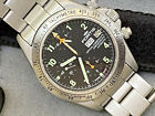 Nice Fortis Official Cosmonauts - 602.22.142  Rare Collector Set Lemania 5100