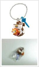 Bandai One Piece Gashapon Smart Mobile Goods Headphone Jack Plug THOUSAND SUNNY