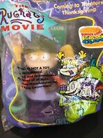 Details about  /Burger King Vtg 90s CatDog Scooter Mine Cart Skateboard Cartoon Nickelodeon 1999