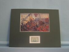 """The War of 1812 - The USS Constitution """"Old Ironsides"""" honored by its own stamp"""