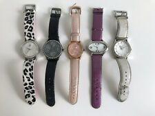 Bundle Joblot of Womens Watches  -   Lipsy, Eton Quartz, D & G Dolce Gabana