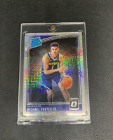 2018-2019 Panini Donruss Optic Michael Porter Jr. RC Choice Prizm Mojo Nuggets