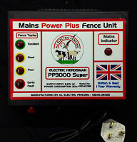 Electric Fence Energiser,Mains Electric Fence Unit,Electric Fencing,Energiser