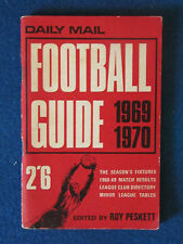 Daily Mail Football Guide 1969/70