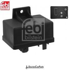 Glow Plug Relay Pre-Heating for PEUGEOT 307 2.0 00-on HDI Diesel Febi