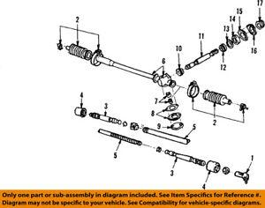 FORD OEM Steering Gear-Socket E2FZ3A754A