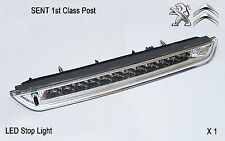 Peugeot 2008 308 508 Supplementary Third High level Break Stop LED Light New
