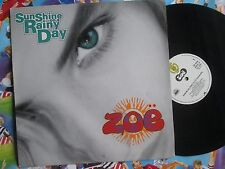 Zoë ‎Sunshine On A Rainy Day M & G Records MAGX 14 ‎UK Vinyl 12inch Maxi-Single