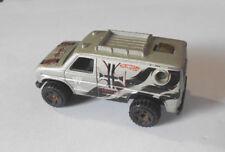 Hot Wheels 1977 WWE Triple H Van